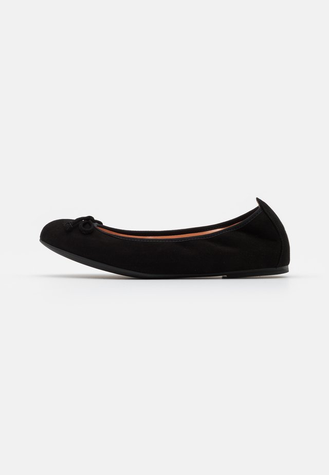 ACOR - Ballerines - black