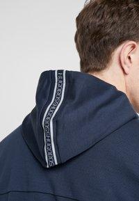 BOSS - SAGGY WIN - Zip-up hoodie - blue/silver - 6