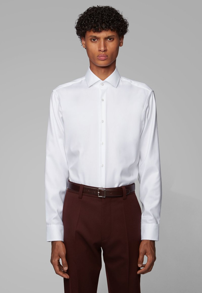 BOSS - GORDON - Formal shirt - white