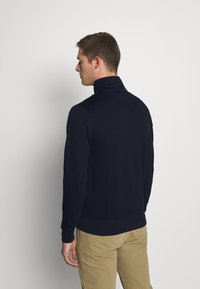 Tommy Hilfiger - ICON ESSENTIALS ZIP THROUGH - Cardigan - blue - 2
