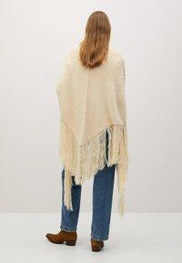 Mango - PONY - Summer jacket - ecru - 2
