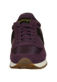 Saucony - JAZZ ORIGINAL VINTAGE - Baskets basses - blkberry/black - 5