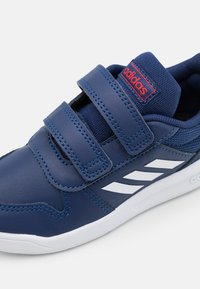 adidas Performance - TENSAUR UNISEX - Walking trainers - dkblue/ftwwht/actred - 5