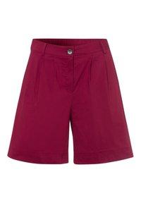 More & More - Shorts - dunkelrot - 3