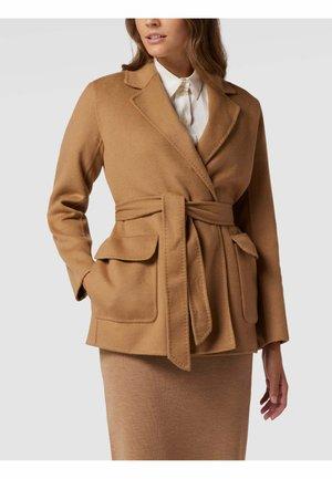 Short coat - countryside khaki