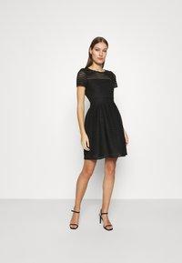 Swing - Cocktail dress / Party dress - black - 1