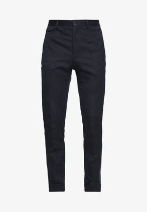 MENS SLIM FIT - Suit trousers - navy