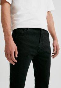 PULL&BEAR - Jeans Skinny Fit - black - 3