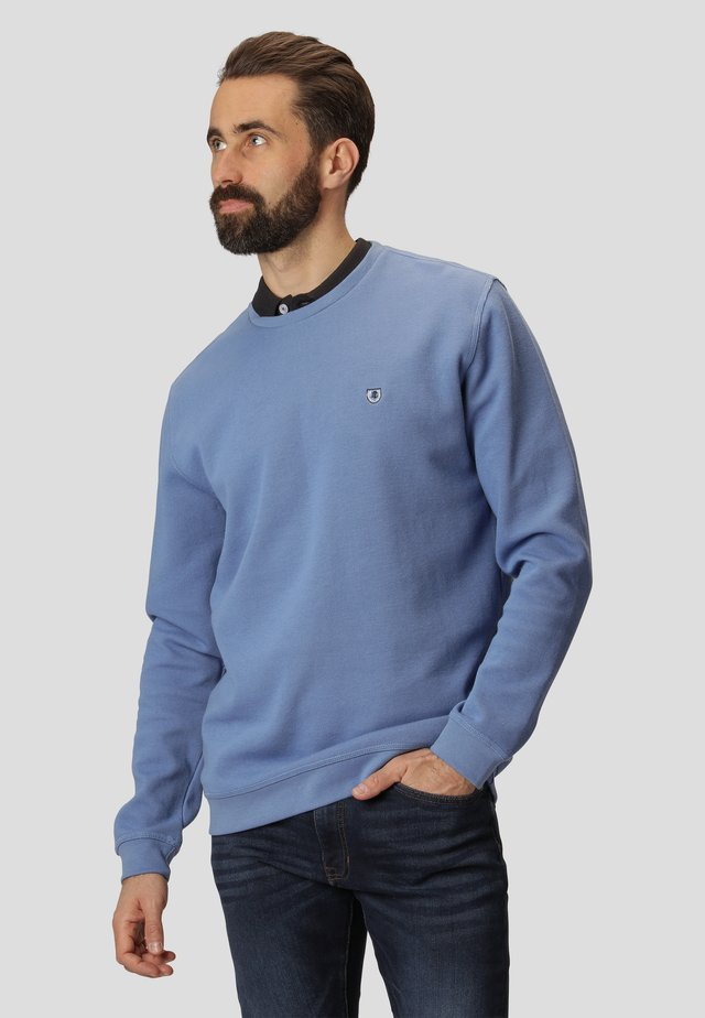 MIGAN - Sweatshirt - summer blue