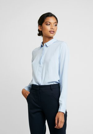 FREEDOM  - Button-down blouse - cashmere blue