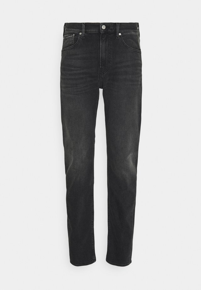 SLIM  - Jeans Tapered Fit - black