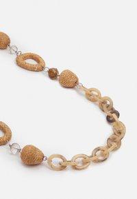 WEEKEND MaxMara - CALLE - Necklace - brown - 1