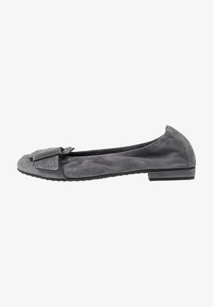 MALU - Ballet pumps - grigio