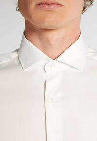 Eterna - LANGARM - Formal shirt - creme - 2