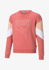 Puma - YOUTH - Sweatshirt - sun kissed coral - 0