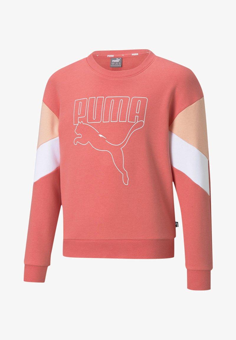 Puma - YOUTH - Sweatshirt - sun kissed coral