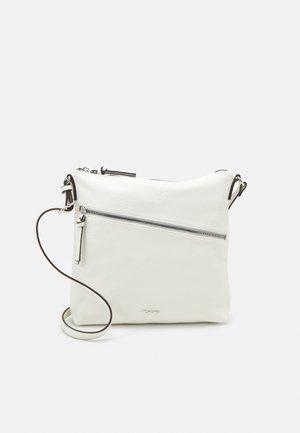 ALESSIA - Across body bag - white