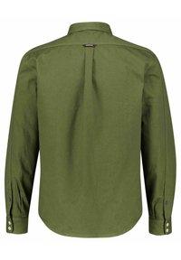 Napapijri - GEL  LANGARM - Shirt - green depths - 2