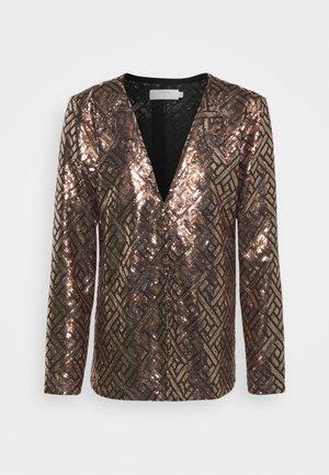 PALLIETTA - Blazer - warm gold