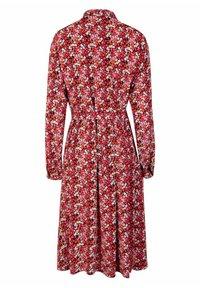 Lieblingsstück - MILLEFLEUR - Shirt dress - burgund - 4