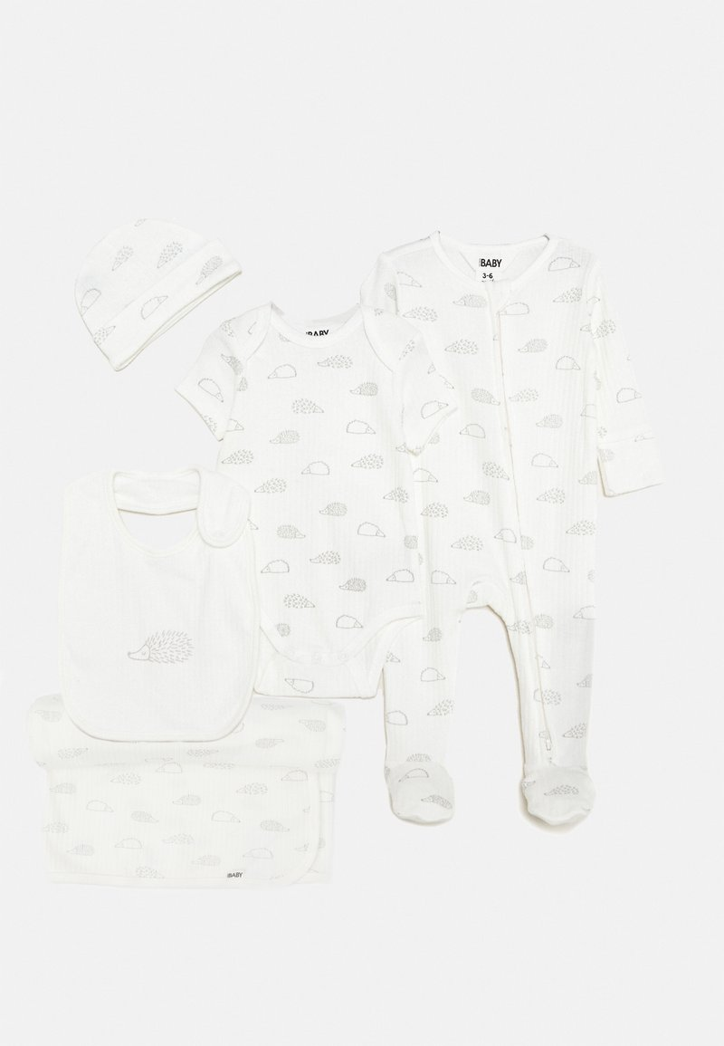 Cotton On - NEWBORN BUNDLE SET - Huer - milk