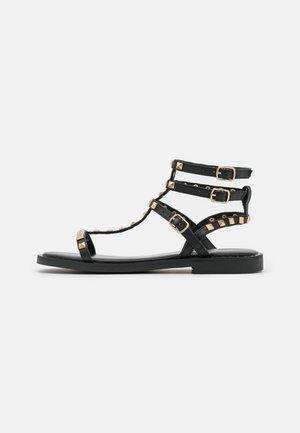 CORALIE - Sandals - noir