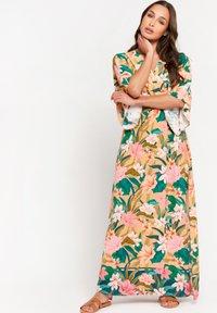 LolaLiza - TATIANA SILVA - Maxi dress - yellow - 0