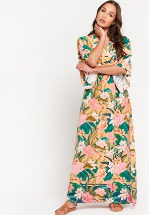 TATIANA SILVA - Maxi dress - yellow