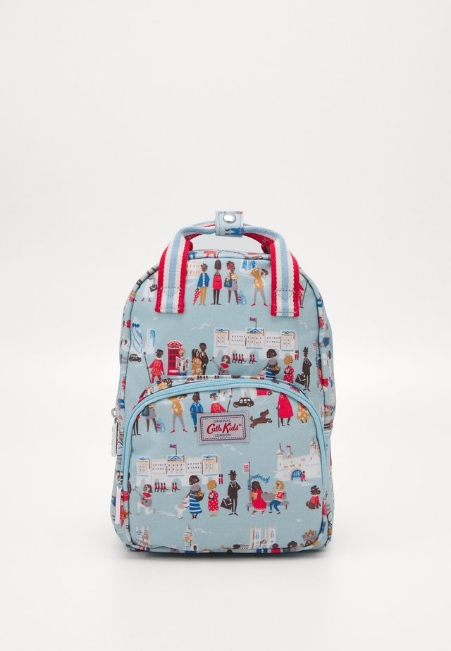 KIDS MEDIUM BACKPACK UNISEX - Sac à dos - powder blue
