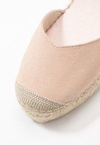 Vidorreta - High heeled sandals - nude - 2