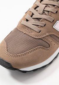 New Balance - WL373 - Sneakersy niskie - tan - 2