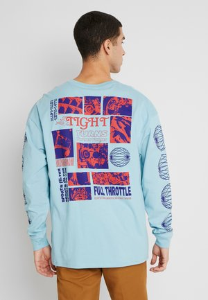 TIGHT TURN  - Bluzka z długim rękawem - blue