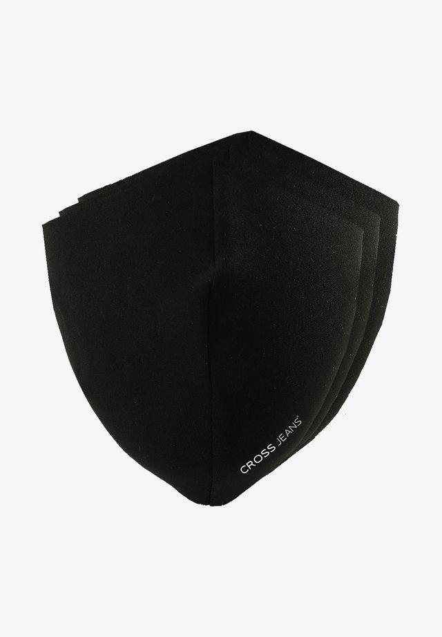 3PACK  - Community mask - black