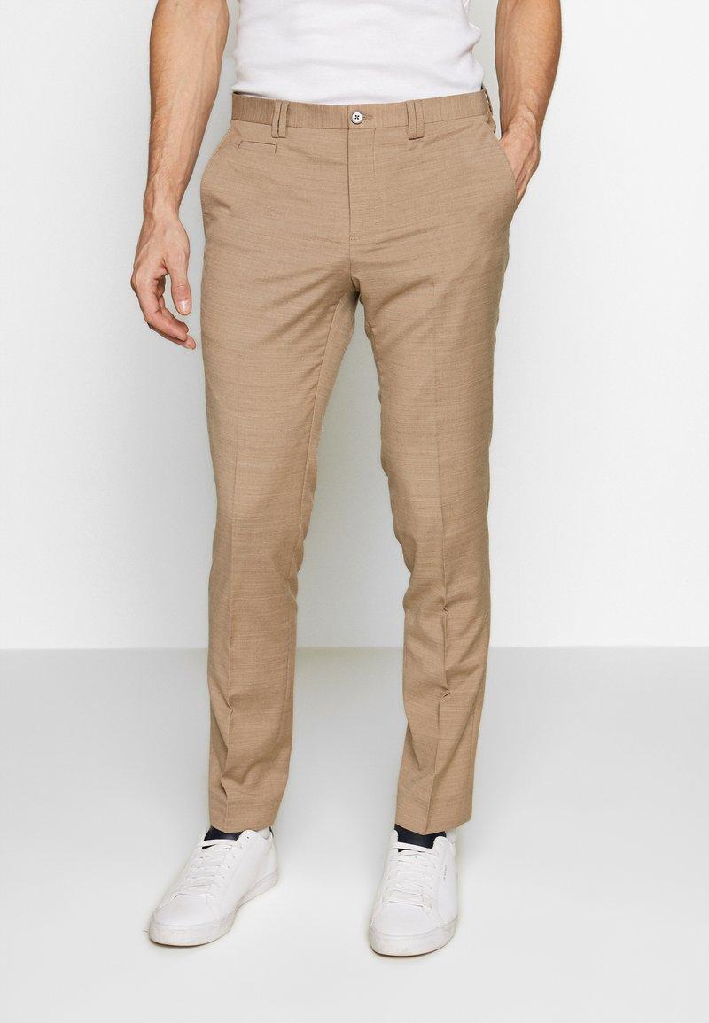Viggo - OSTFOLD TROUSER - Kalhoty - brown