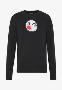 Bricktown - BOO GHOST BIG - Sweater - black - 3
