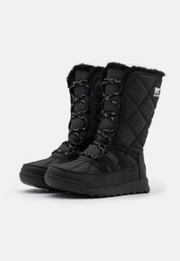 Sorel - WHITNEY TALL - Winter boots - black - 2