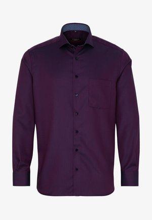 MODERN FIT  - Overhemd - dark purple