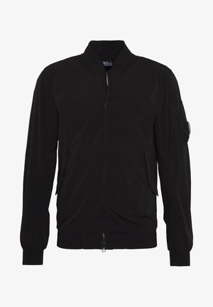 SHORT JACKET - Bomberjakke - black