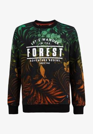 Sweater - multi-coloured