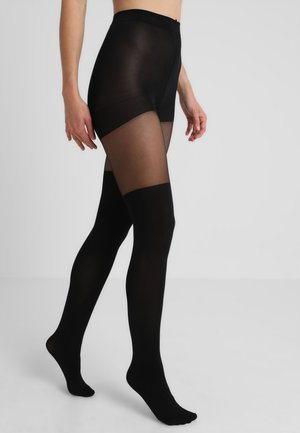 VMGLADYS TIGHTS - Collants - black