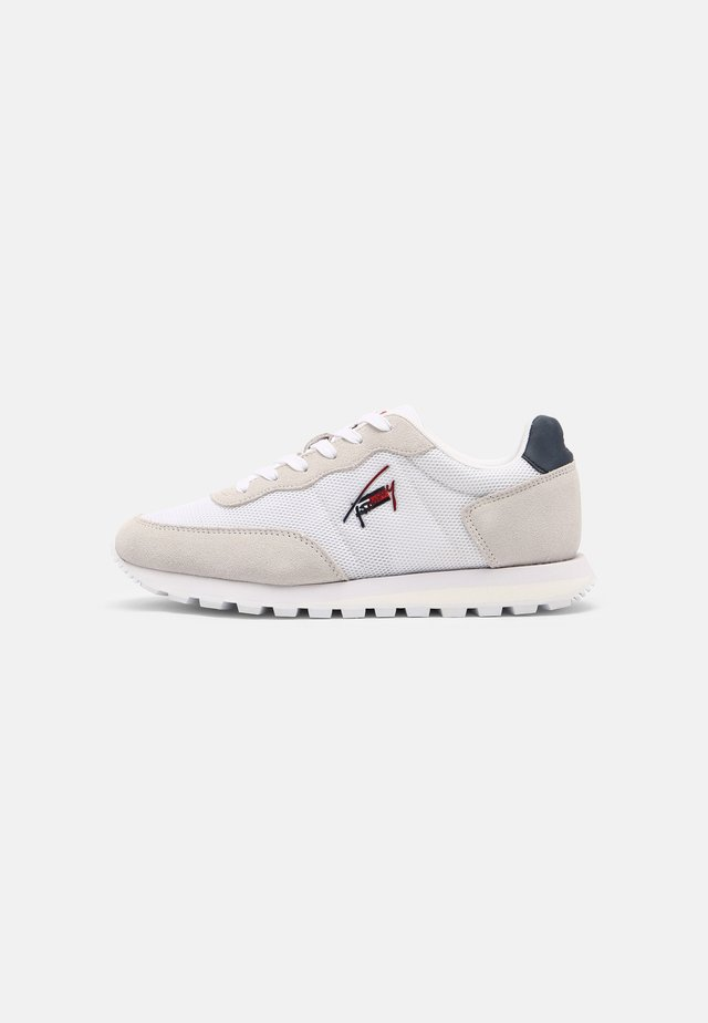 CASUAL RUNNER - Sneakers laag - red/white/blue