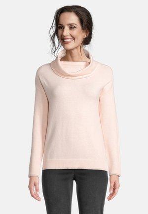 Sweatshirt - rose melange