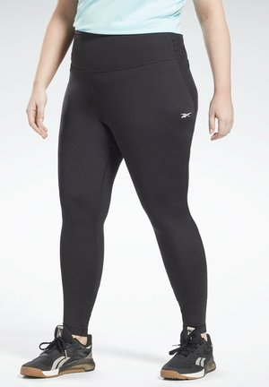 TRAINING WORKOUT LUX PER SPEEDWICK HIGH WAISTED - Collants - black