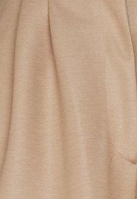 Esprit Collection - ECO VERO PANT - Trousers - beige - 2