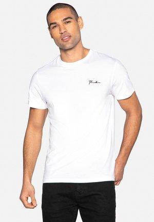SMALL SCRIPT - Basic T-shirt - white