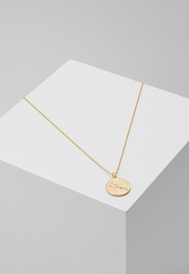 TAURUS - Necklace - gold-coloured