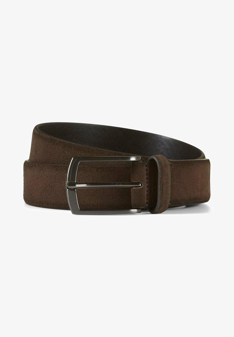 Howard London - Formální pásek - dark brown