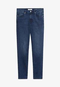 Violeta by Mango - VALENTIN - Straight leg jeans - dunkelblau - 4