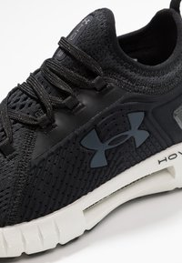 Under Armour - HOVR PHANTOM SE - Neutral running shoes - jet gray/black - 5