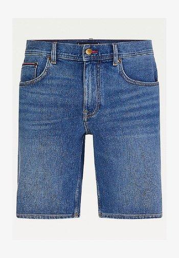 BOSTON IND - Denim shorts - boston indigo